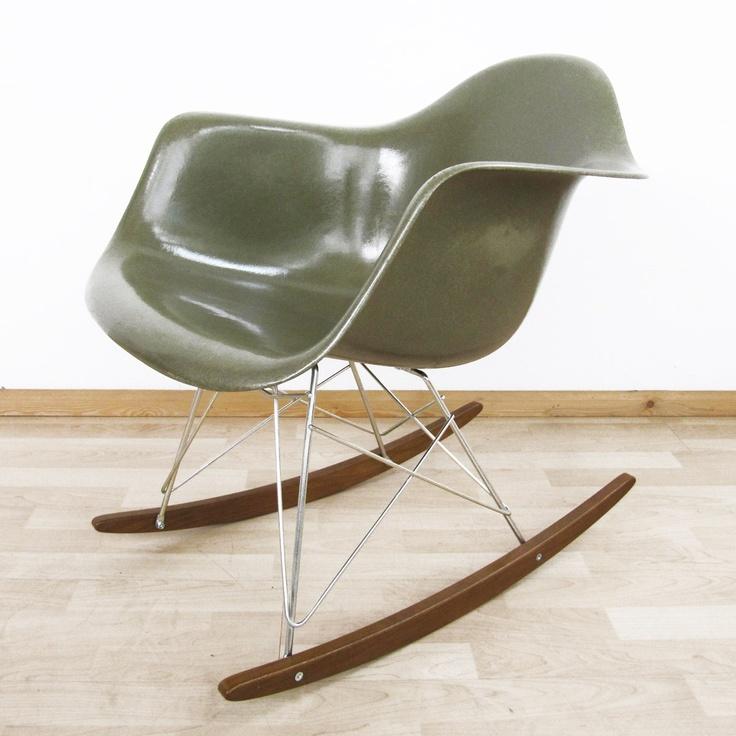 Eames Rar Armchair Green Chair Pinterest Armchairs