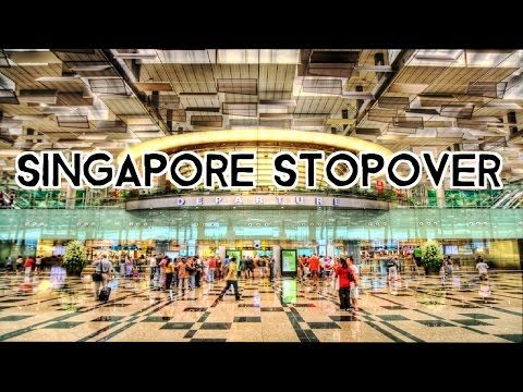 The latest installment in my #LostInIndia Adventure - SINGAPORE STOPOVER! #travel #backpacker #asia #wanderlust #changi #airport