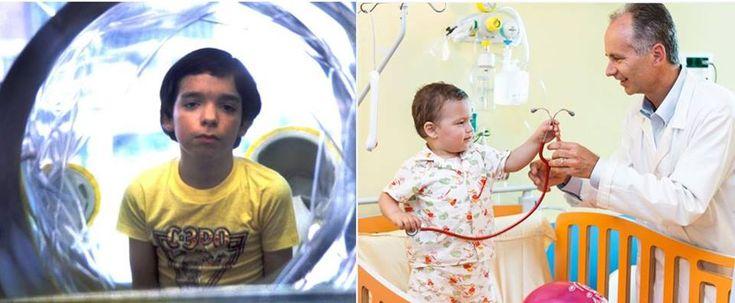 """""""Ogni anno solo in Europa nascono 15 bambini affetti da una gravissima immunodeficienza congenita, chiamata ADA. Il loro destino è tragico, perché il loro sistema immune non riesce a difender…"""