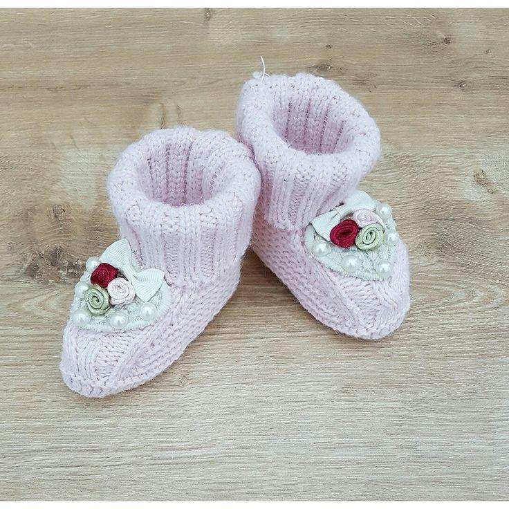 Nipperland özel dokuma bebek patikler