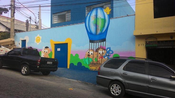 Contamos com mais um Centro de Educação Infantil na DRE-IP, o CEI Mundo Azul que atenderá 249 crianças do setor Sacomã 01.