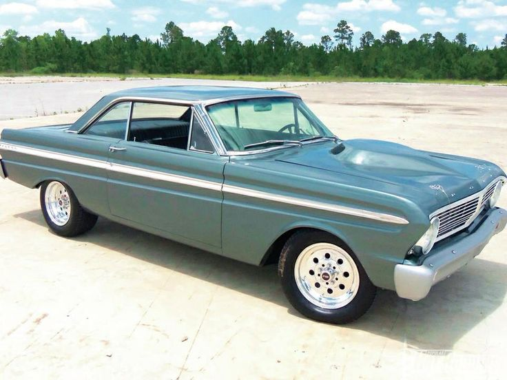 66 ford falcon georges dream cars pinterest