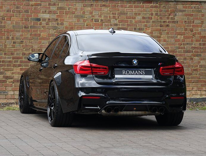 M4 Competition Package >> 2017 (17) BMW M3 Competition Pack | Black Sapphire | Bmw ...