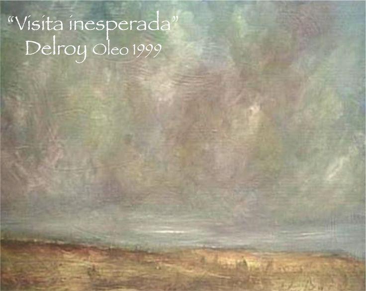 "Delroy Oleo 1999 ""Visita Inesperada""."