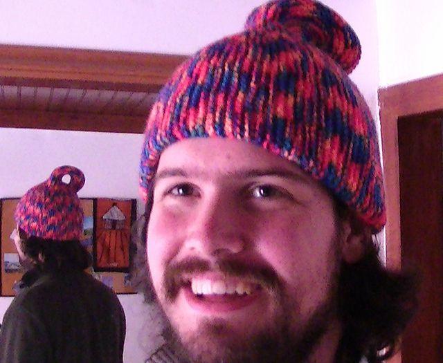 Tiago's Klein Bottle Hat