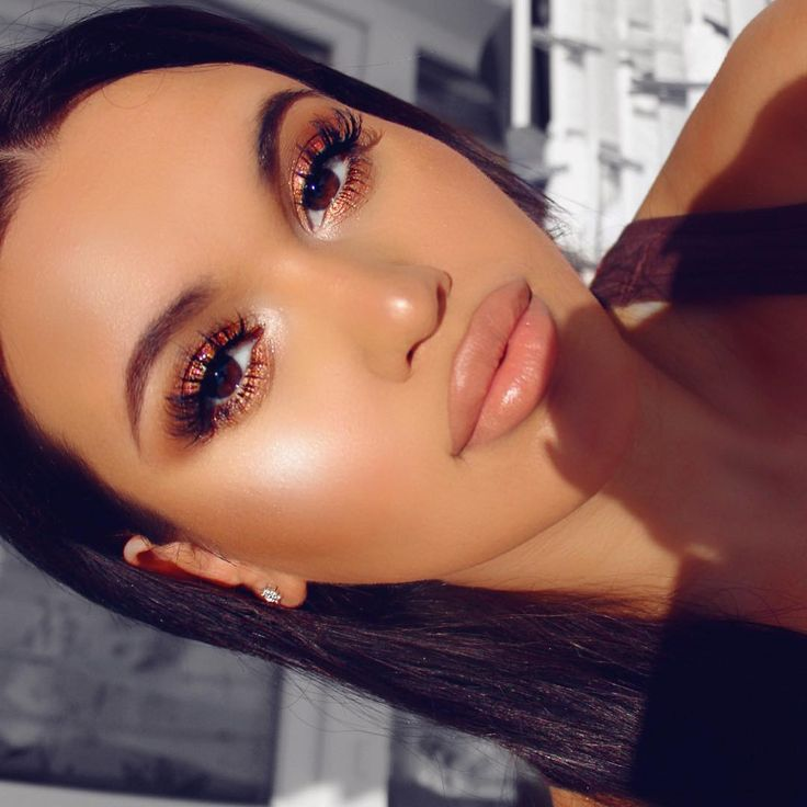 "1,960 Likes, 18 Comments - HELENA DŽELALIJA (@helena_makeup) on Instagram: "" LIPS • @nyxcosmetics Butter Gloss in 'Fortune Cookie' and MAC 'Peach Stock' FOUNDATION •…"""