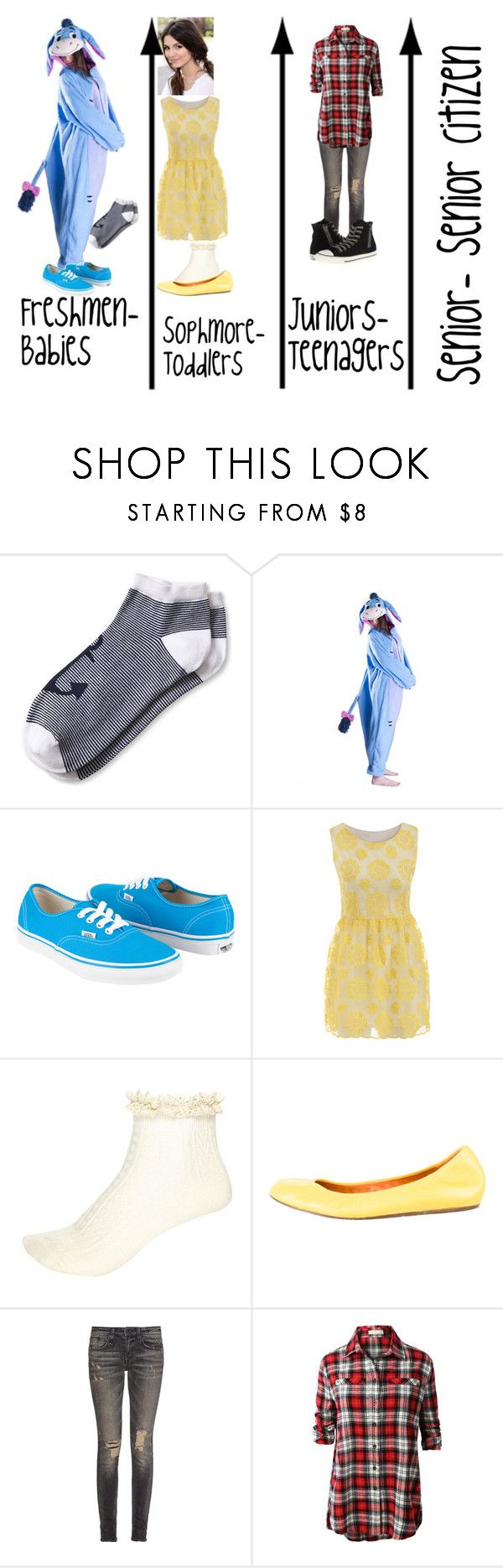 Unique ideas for spirit week -  Generation Day St Pete High School Spirit Week By Lizzybunny18