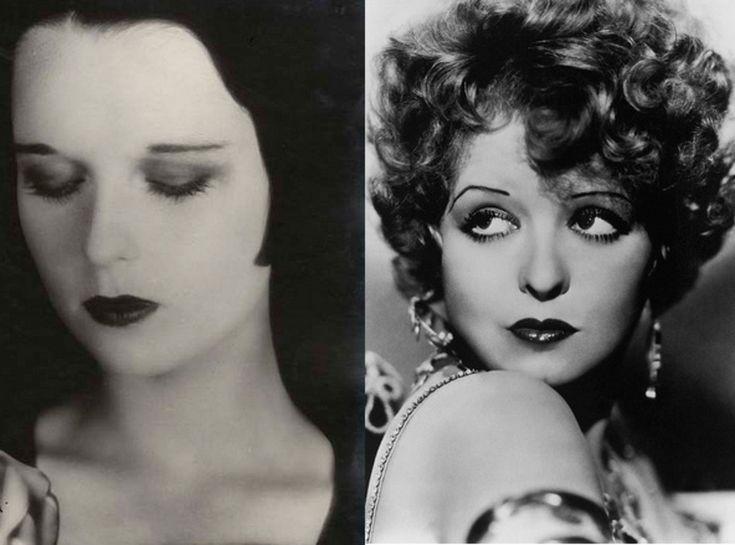 1920s makeup trends