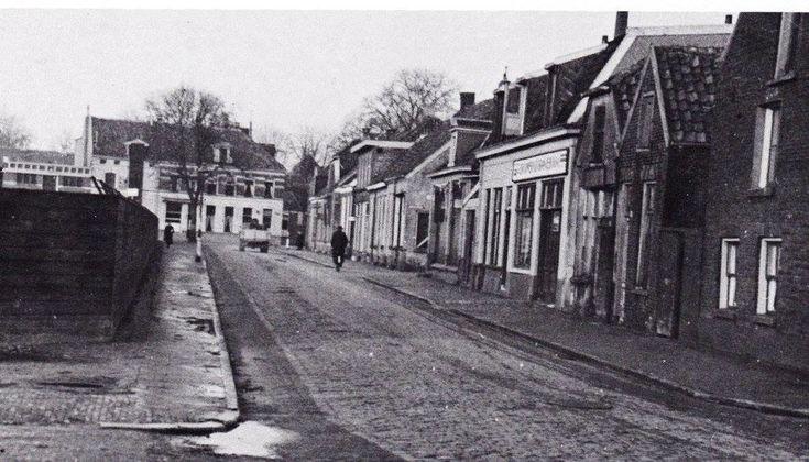 Oranjestraat Enschede (jaartal: 1940 tot 1945) - Foto's SERC