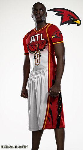Hawks Sleeved 40 Nba