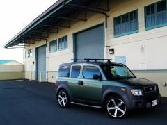 "2003 HONDA ELEMENT EX 20"" RIMS MINI SUV / TRU"