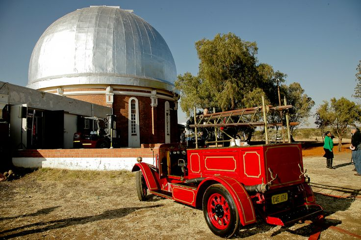 Naval Hill Planetarium, Bloemfontein (Photo: Johan Roux)