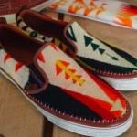 Vans Vault x Taka Hayashi x Pendleton Fall 2010 – Sk8 Hi and Slip-On
