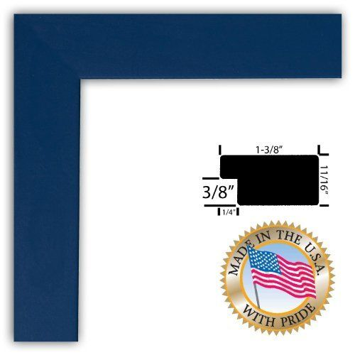 ArtToFrames 18x24 Picture Frame 1375 Blue Stain on Beech >>> Continue to the product at the image link.Note:It is affiliate link to Amazon.