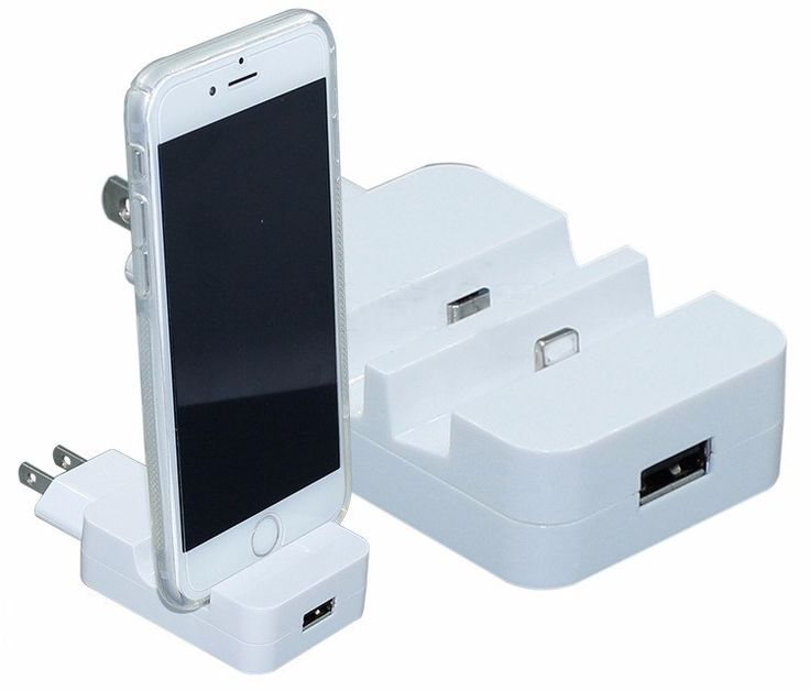 Universal New Design 2 in 1 Wall Charger Dock Station USB Charging Adapter For iPhone 5 6 6s Samsung S6 S7 Android Mobile Phone – Shop Now! – WorldOfTablet.com