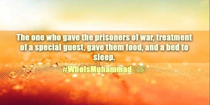 #WhoIsMuhammad(ﷺ)