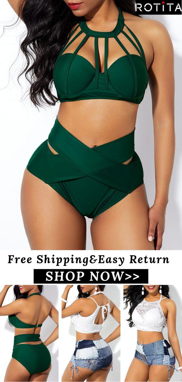 Sexy Boho Beach Swimsuits For Girls – Trotzkopf