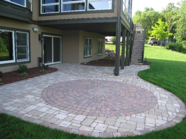 Design A Patio | Paver Patio Designs Reviews Patio Design Ideas With