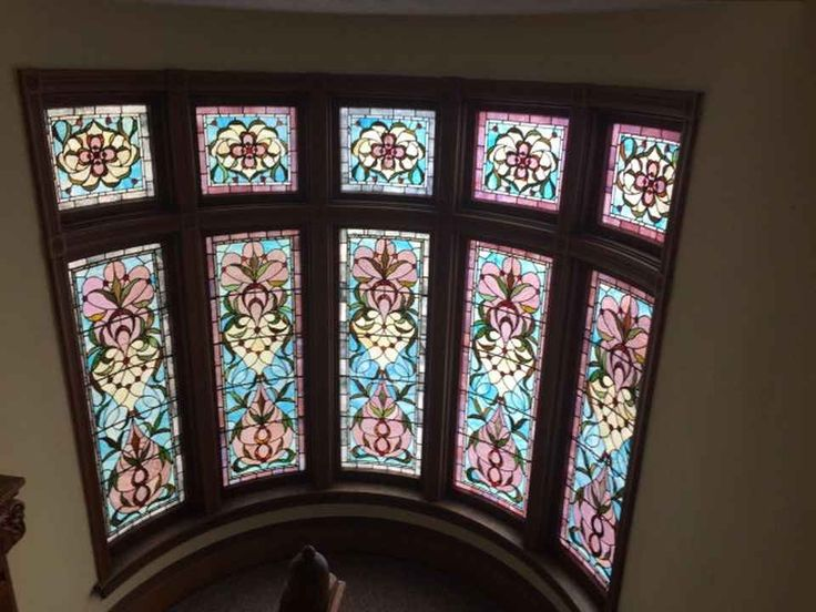 1000 Images About Stained Glass On Pinterest Queen Anne