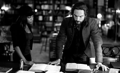 will abbie and ichabod hook up 'sleepy hollow' delivered a great episode last night, the moral of which is mess with orlando jones, and he will end you.
