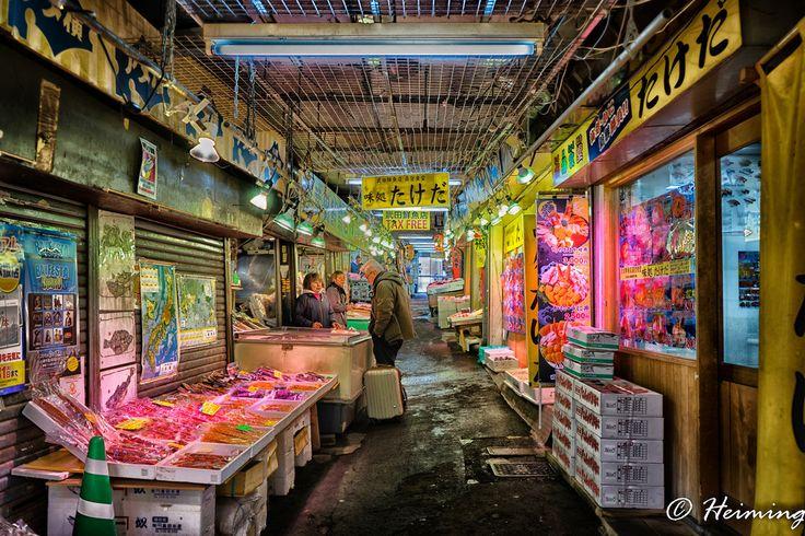 小樽三角市場 by Heiming1124