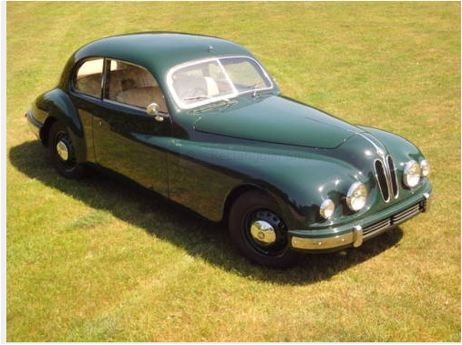Bristol Cars from the past