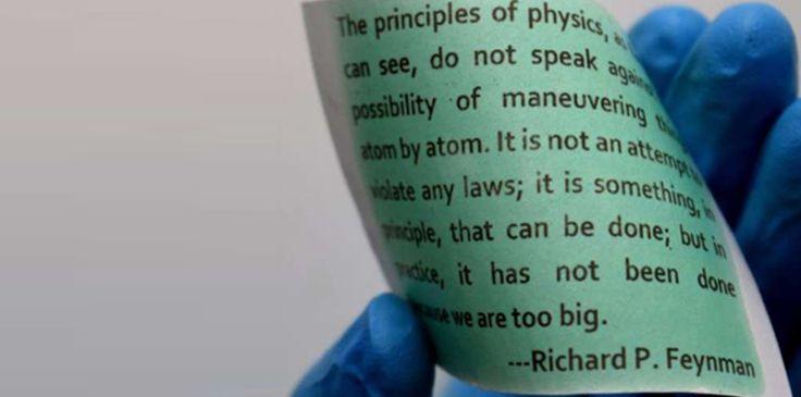 Fini l'angoisse de la cartouche d'encre vide ! Des scientifiques américains et chinois ont développé un papier imprimable 80 fois et sans encre. Le...