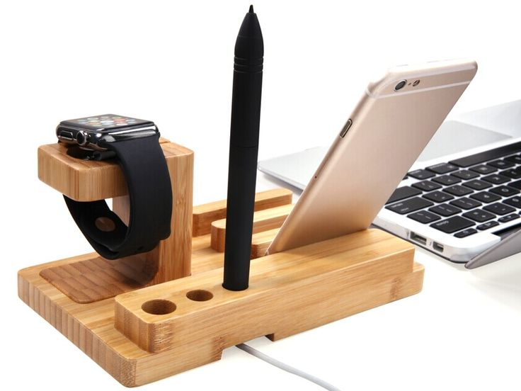 Multi Device Docking Station For Apple Watch/ipad/iphone Model: IPS Z07