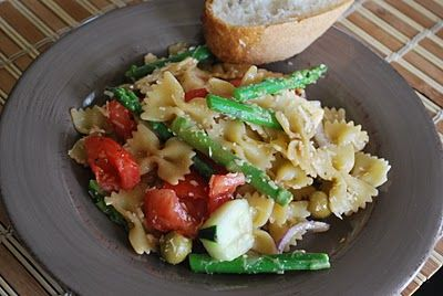 Our Family Treat: Fresh Vegetable Pasta Salad