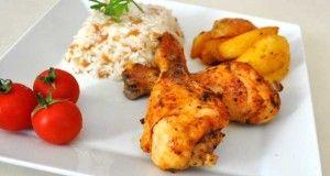 Fırında Tavuk Baget Tarifi