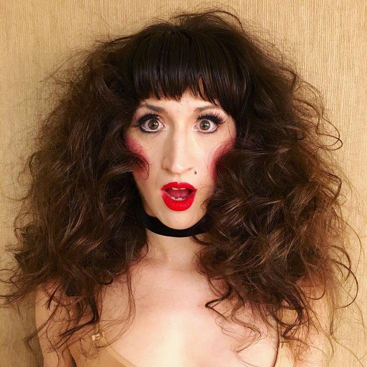 Pin by Jordan Valdez on Kit Kat Girls Hair & Makeup