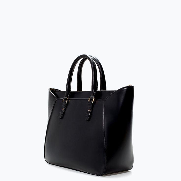 Afbeelding 2 van SHOPPER BAG van Zara