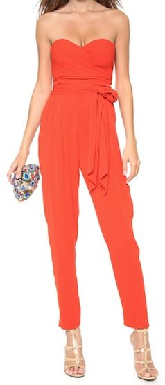 vibrant strapless jumpsuit  http://rstyle.me/n/g45j9pdpe