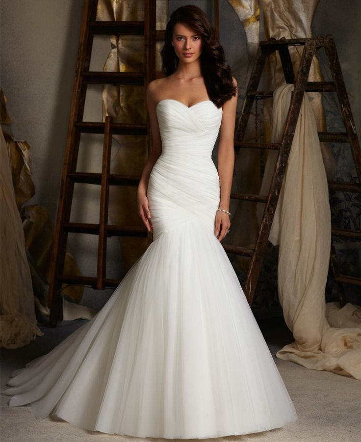 73 best Bridal Gowns Petite to Plus sizes New Order Only images on ...