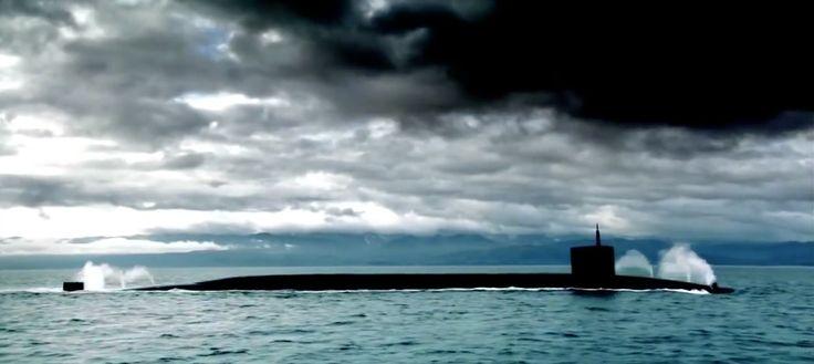 USS Pennsylvania diving