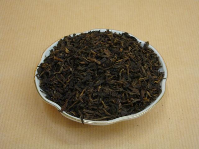 Yunnan Pu Erh -407- Oolong Τσάι Κίνας (Chinese Dragon)