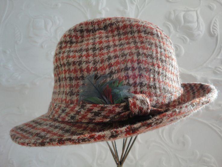 You can leave your hat on: Stetson Sport side…. Wear it your way. www.vintagehatsandaccessories.com