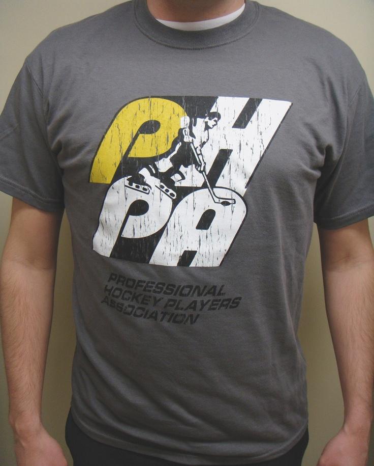 PHPA retro t-shirt
