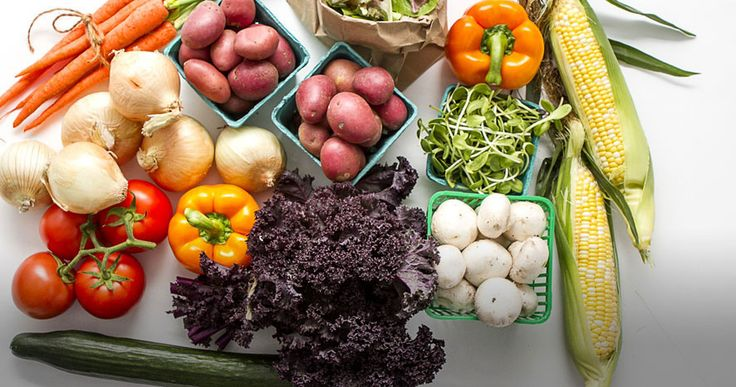 Organic grocery & meal delivery | Local food from Toronto to you | Fresh City