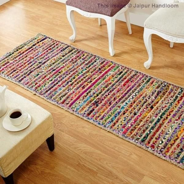 Natural Jute Striped Pattern Hallway Runner 2 X 10 Feet Braided Indoor Outdoor Rugs In 2020 Style Carpet Natural Rug Rugs