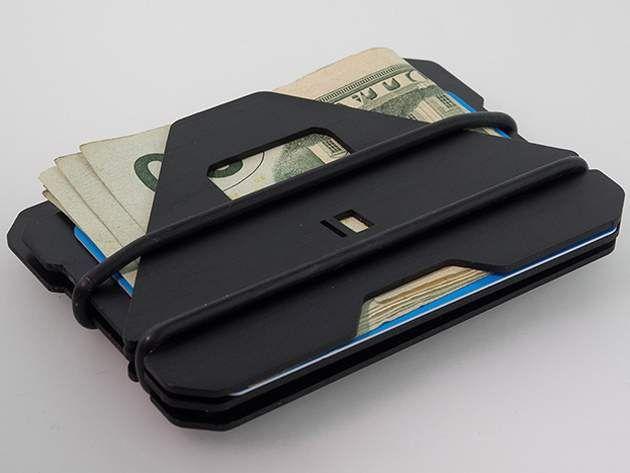 Il Portafoglio A3: Portacarte Credito Rivoluzionario Portafoglio