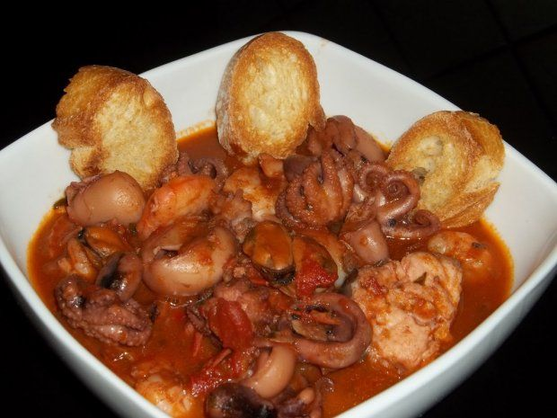 Brodetto fanese Typical Italian Food Discover the recipe.