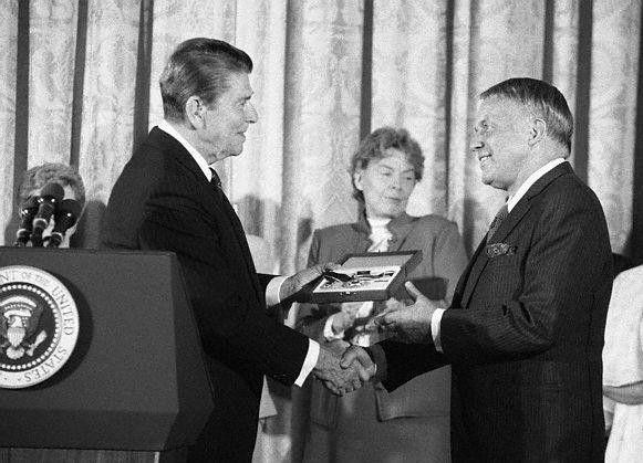Frank & Reagan