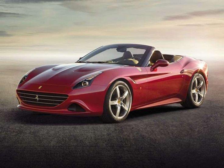 Research the 2016 Ferrari California