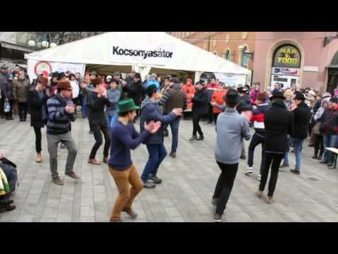 Szinvavölgyi Flashmob 2