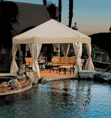 25+ best Backyard cabana ideas on Pinterest | Backyard cottage ...