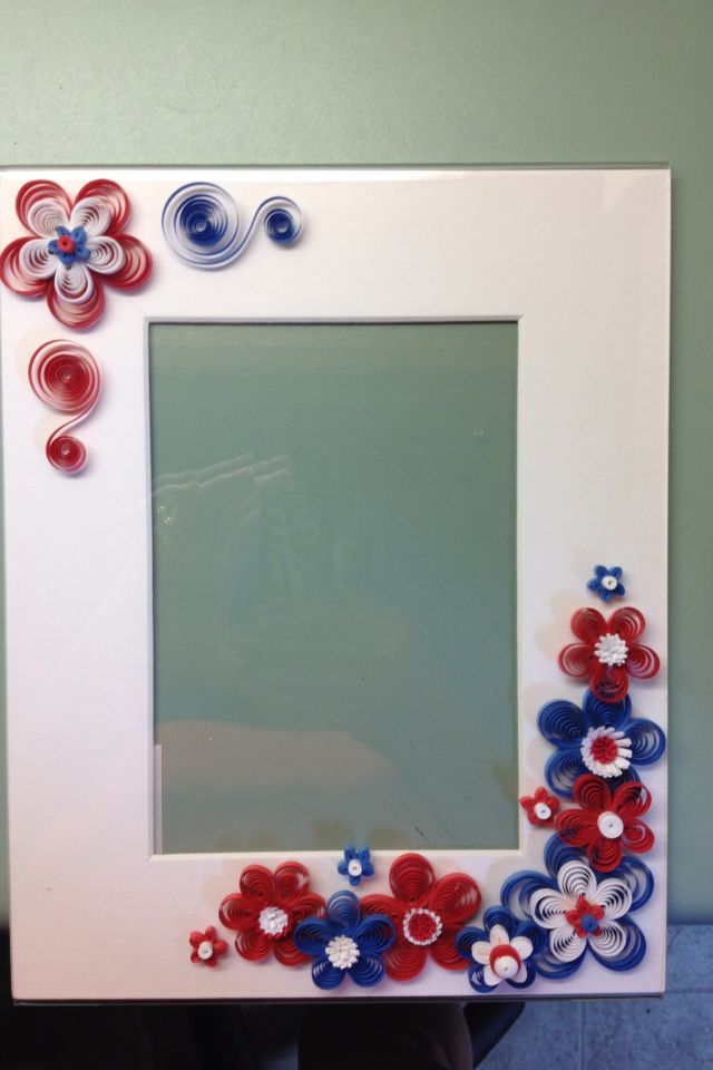 47 best Quilling- Frames images on Pinterest | Paper quilling ...