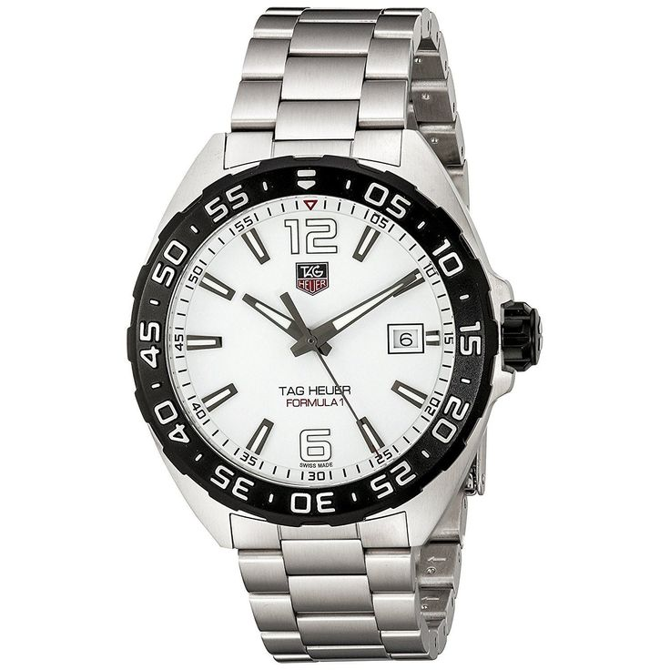 Tag Heuer Men's WAZ1111.BA0875 Formula 1 Stainless Steel Watch