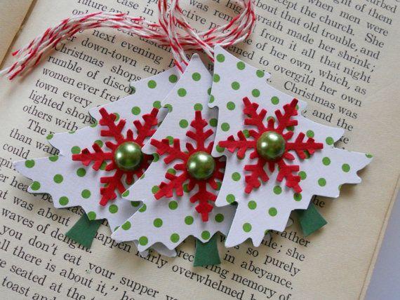 Christmas Tree Tags