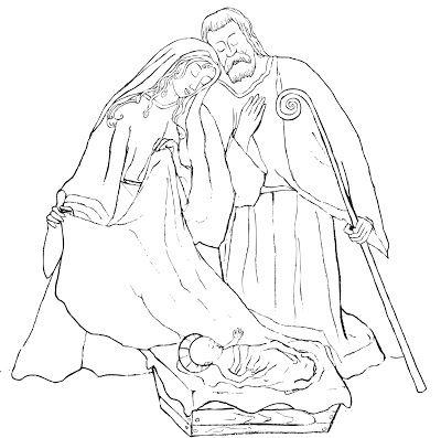 Christmas, nativity digistamps FREEBIES